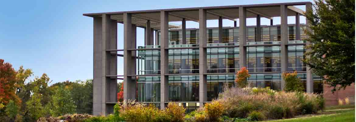 photo of Christopher Center for Library and Information Resources
