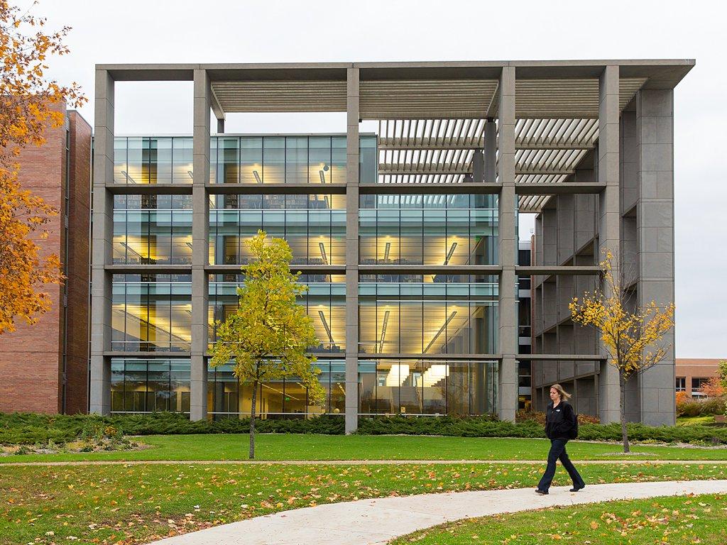 Christopher-Center-Library