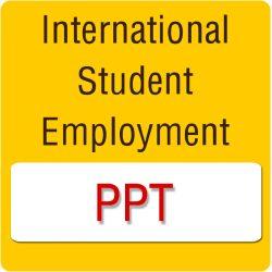 OIP International Student Employment