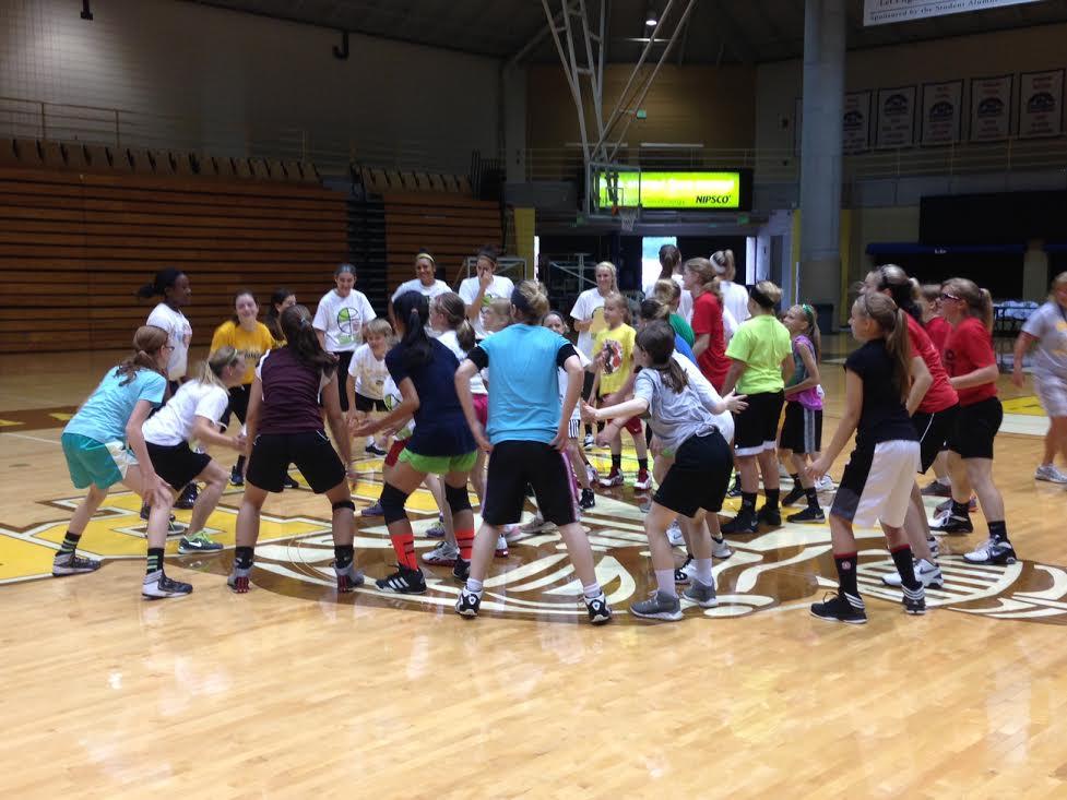 Summer Camp Women's Basketball