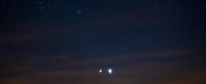 Conjunction of Venus and Jupiter, 2015