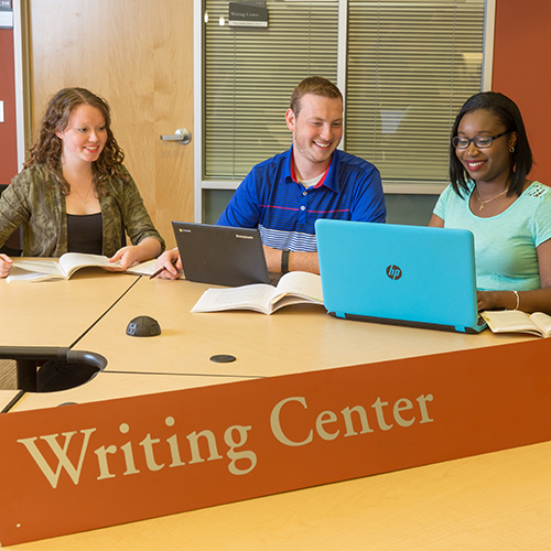 大学写作中心
