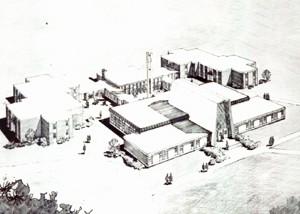 Original Mueller Hall