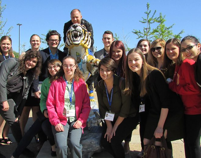 CC Students Attend NCUR 2017
