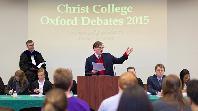 The Oxford Debates