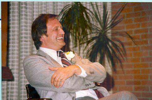 Baeper Retirement Dick laughing