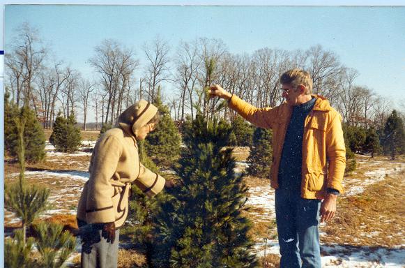 Meyer Feaster & tree