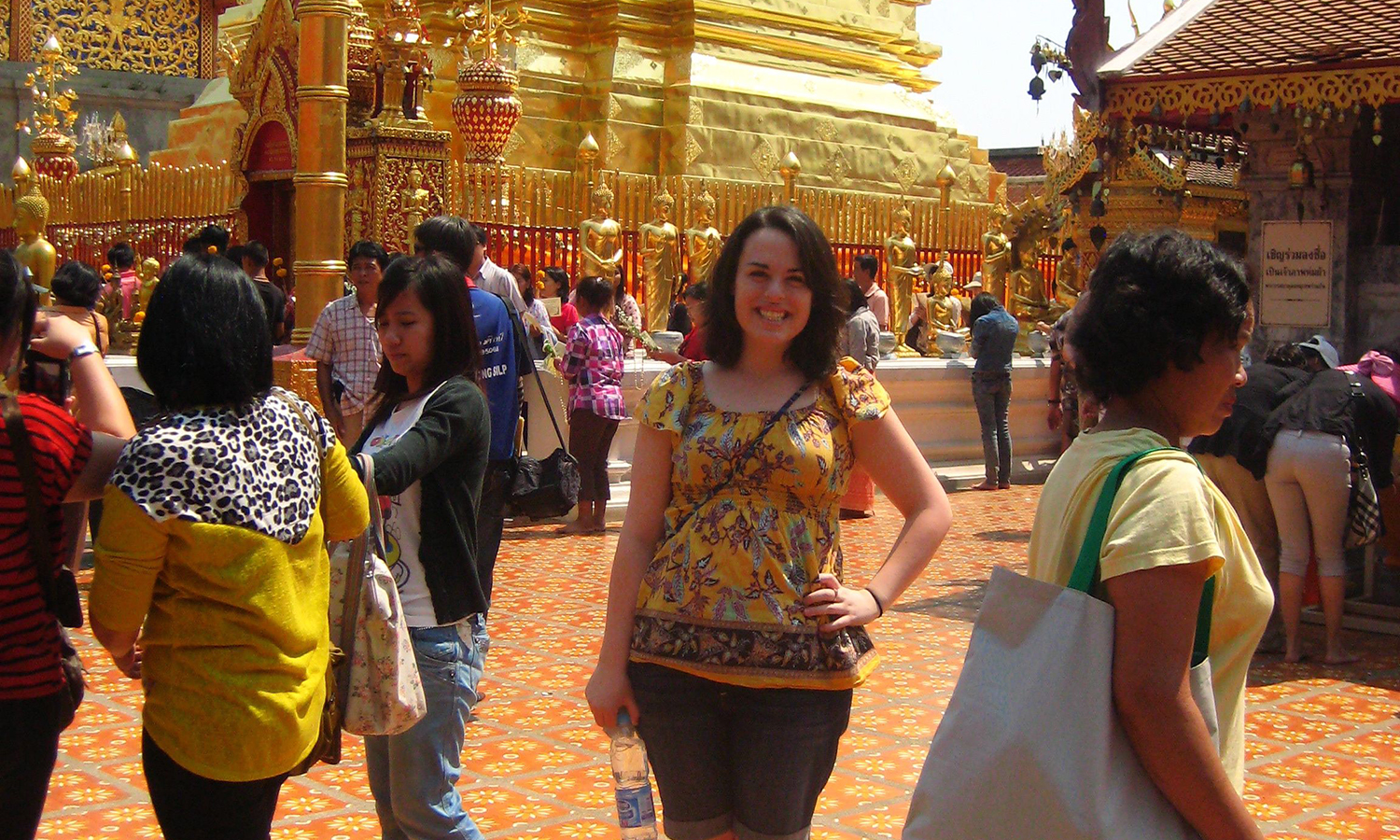 Wat Phrathat Doi Suthep Temple