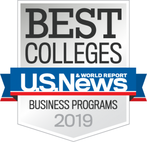 U.S. News & World Report Best Colleges Business Programs 2019
