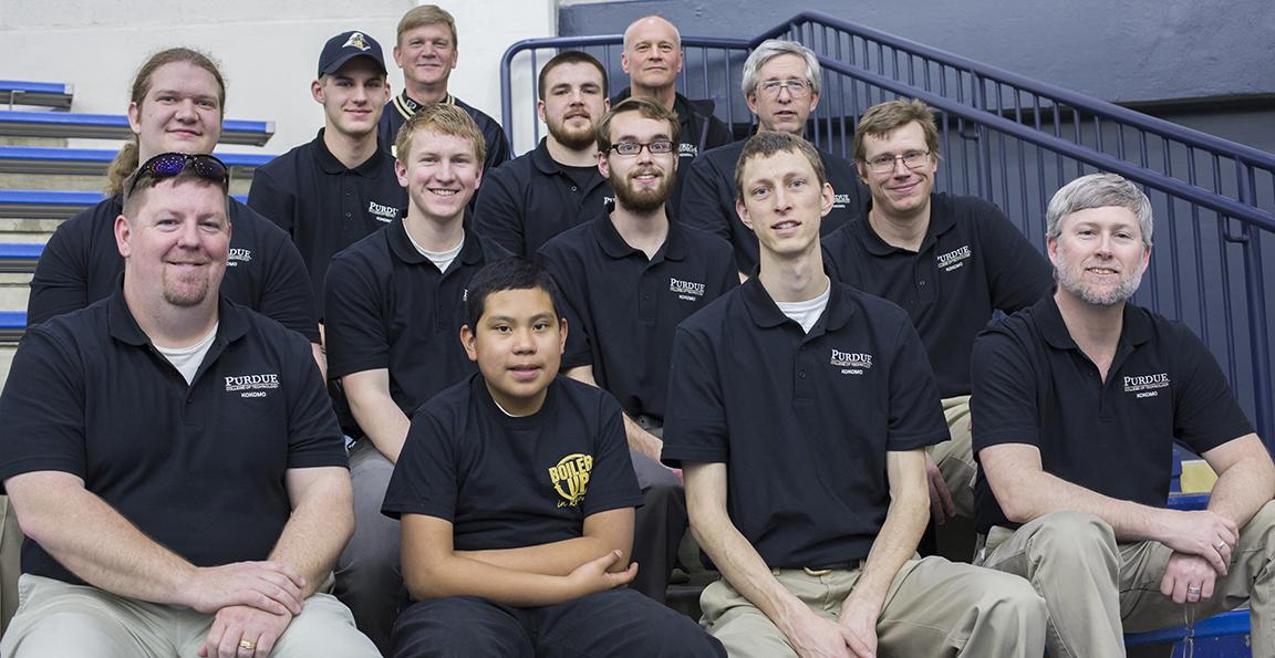 Purdue Kokomo Team