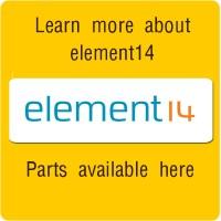 Element14 button