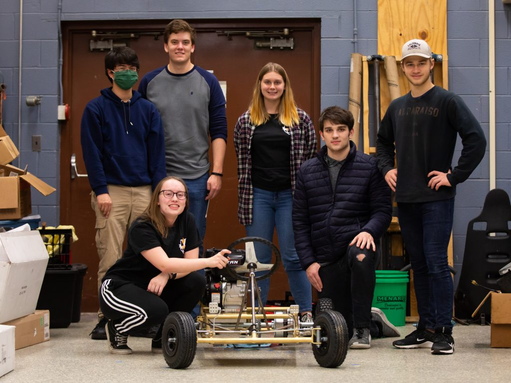 National Society of Black Engineers group photo