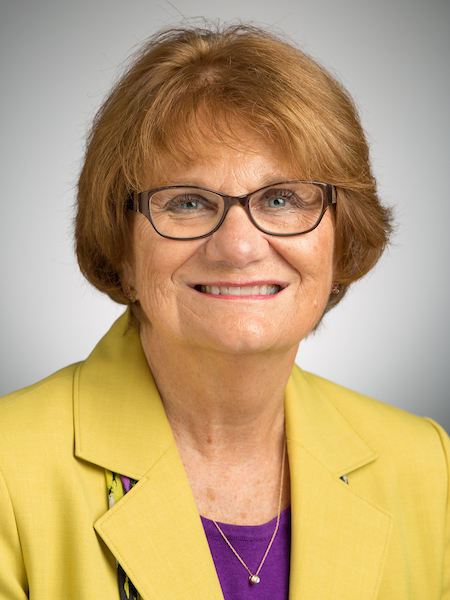 Janet Brown, Dean and Professor, College of Nursing and Health Professions