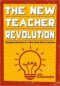 Cover of the book titled The New Teacher Revolution