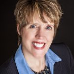 Photo of author Kim Campbell