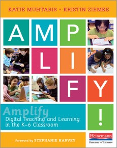 Cover of book titled Amplify