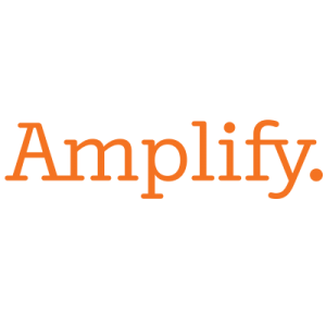 Button for Amplify website