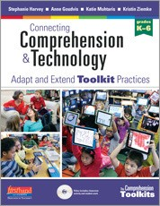Cover of Book titled Comprehension and Technology