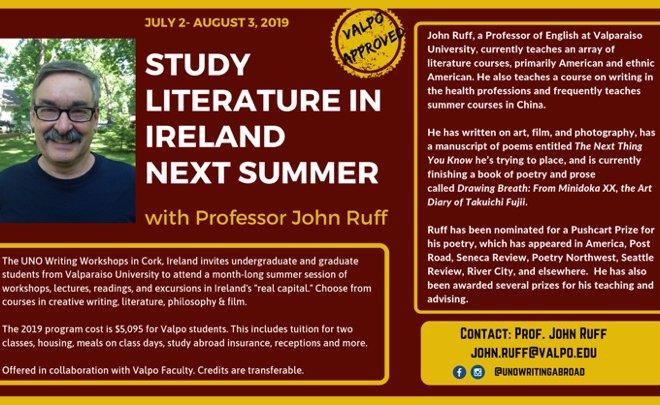 Study Literature In Ireland