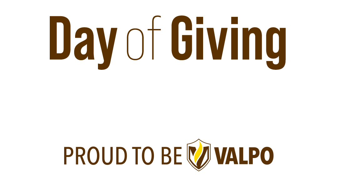 Day of Giving 2020 Proud to be Valpo