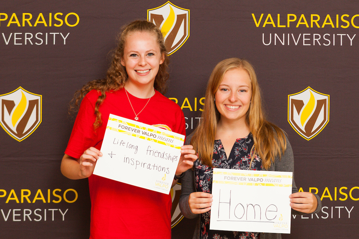 Forever Valpo Homecoming
