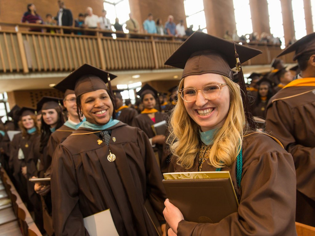 Graduate-Commencement