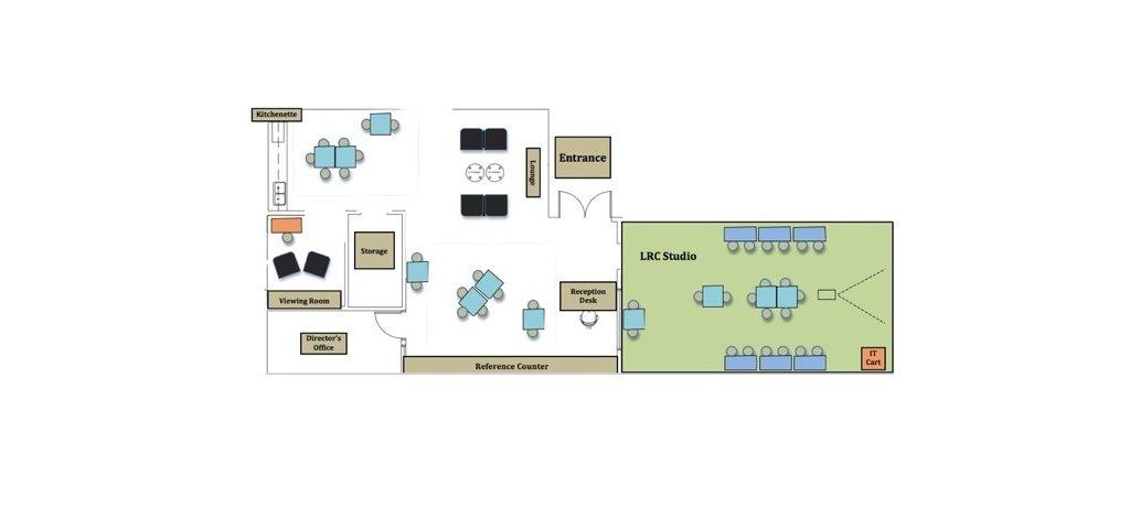 LRC Floor Plan