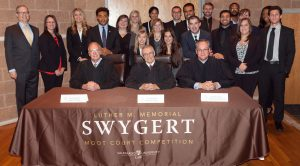 28th annual Swygert Moot Court Compeition