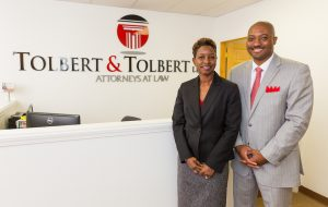 Shelice and Michael Tolbert