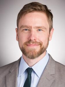 Associate Professor Geoffrey Heeren