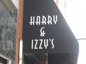 Harry & Izzy's was a great venue!