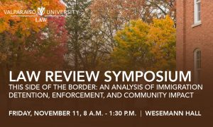 Monitor for Law Review Symposium 2016