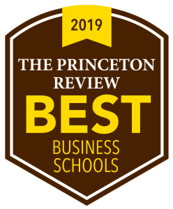 The Princeton Review Best Business Schools 2019