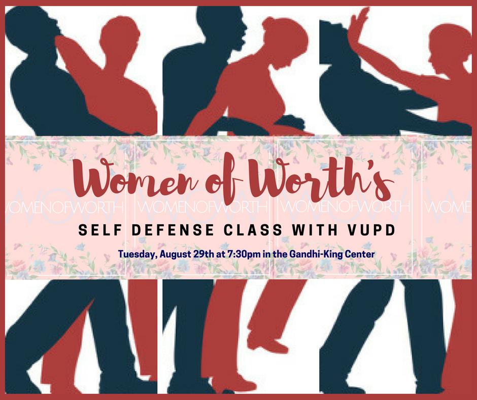 WOW Self Defense Class (1)