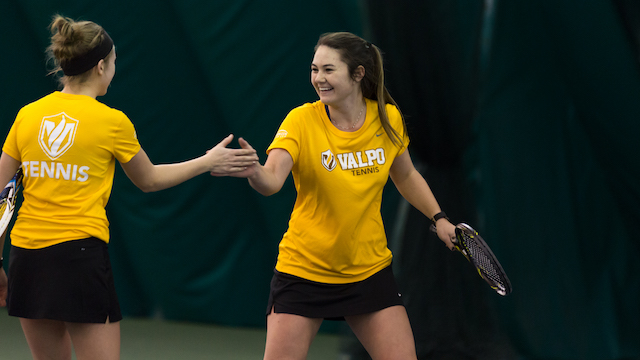 Accounting, Anyone? Tennis Player Paige Heuer '17 Continues To Compete