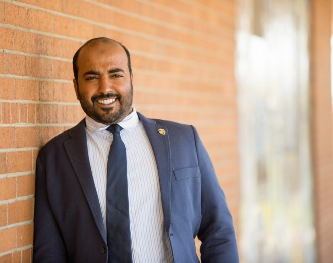 A Global Influence: Entrepreneur Jumah Al-Mazrooie '02 Answers Dubai's Engineering Challenges