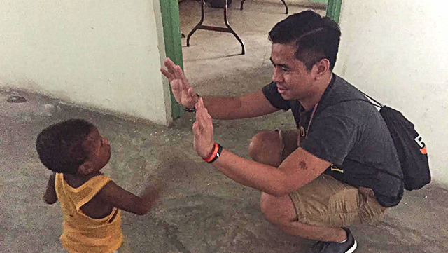Man On A Mission: Bryan Manalo '11 Uses Valpo Education To Improve Health Of Children Around The World.