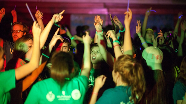 Making Miracles: Fourth Annual Dance Marathon Strives To Change Lives
