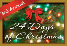 Valpo's 24 Days Of Christmas