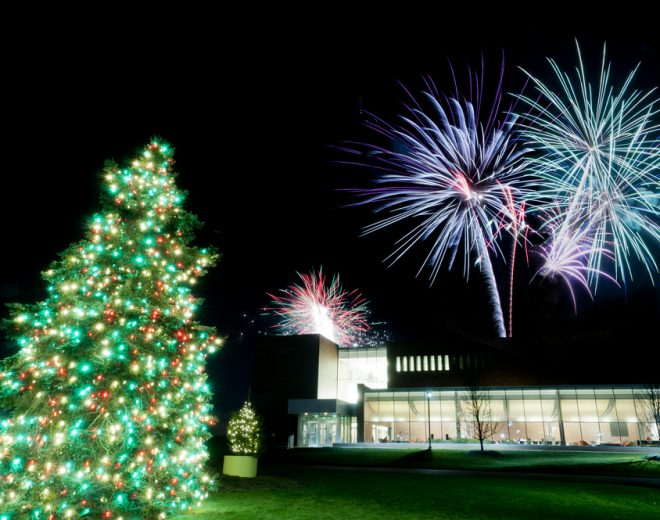 Valpo Hosts Annual Tree Lighting Dec. 4