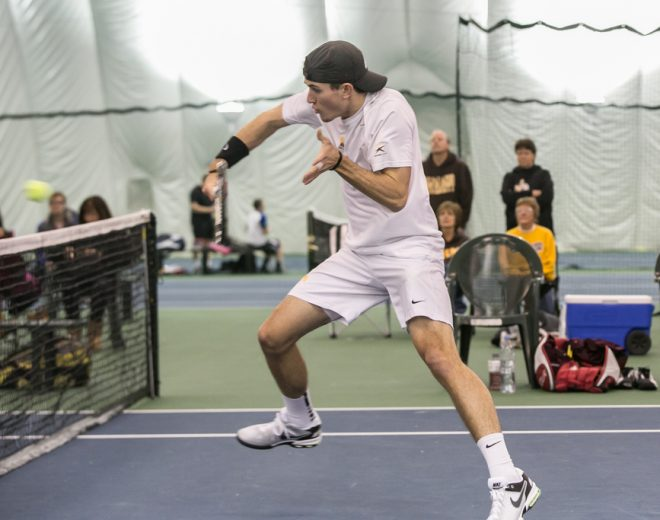 Men's Tennis Fall Invitational