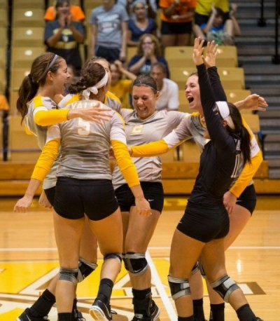 Volleyball Vs. Wright State