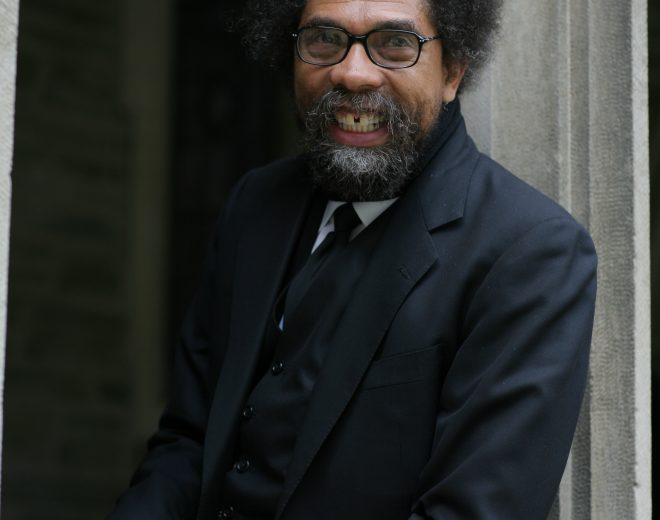 Valpo Announces Cornel West As Martin Luther King Jr. Celebration Keynote Speaker