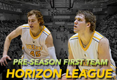 Valpo Picked To Win Horizon; Season Tickets On Sale