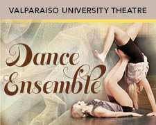 Valparaiso University Hosts Dance Ensemble Feb. 7-10