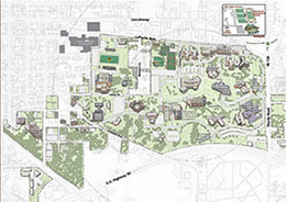 Master Plan Enhances Physical Campus, Focuses On Student Experience
