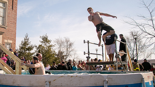 Third Annual Polar Plunge Raises More Than $19,000