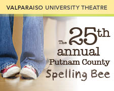 Valpo Presents 'The 25th Annual Putnam County Spelling Bee'