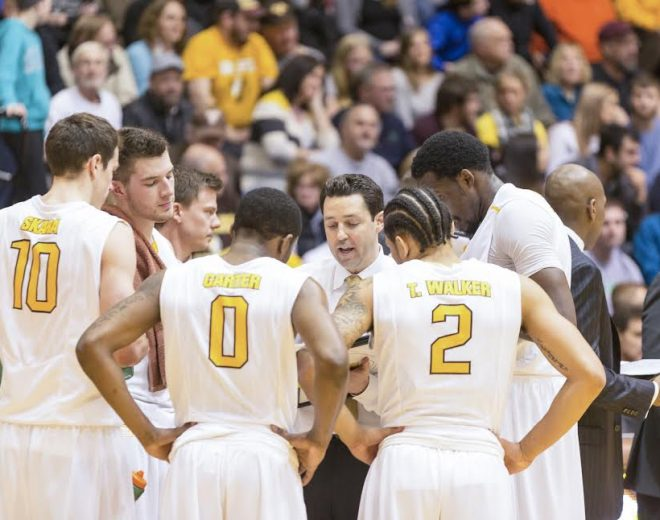 Run At The Top: The Crusaders' Success Under Bryce Drew