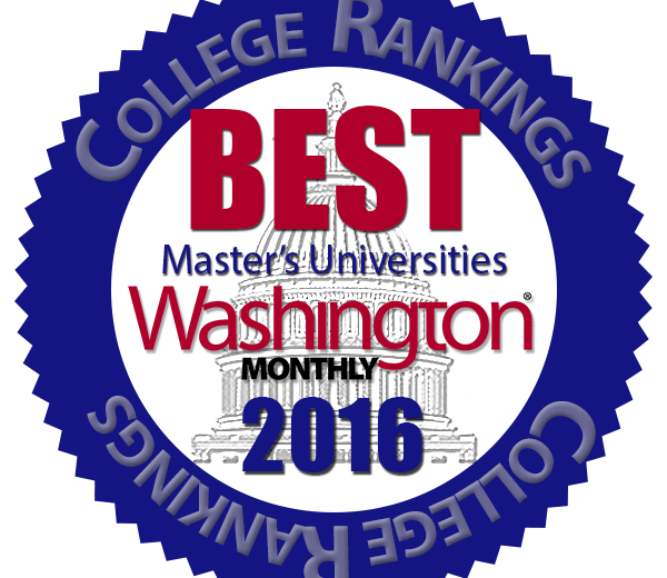 Washington Monthly Recognizes Valparaiso University For Value, Contribution To Public Good
